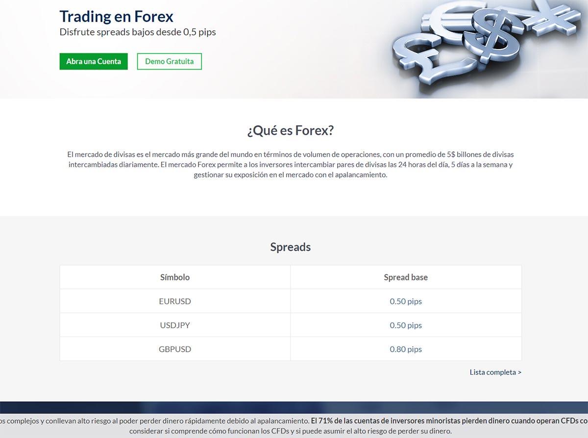 Página web de Itaurux